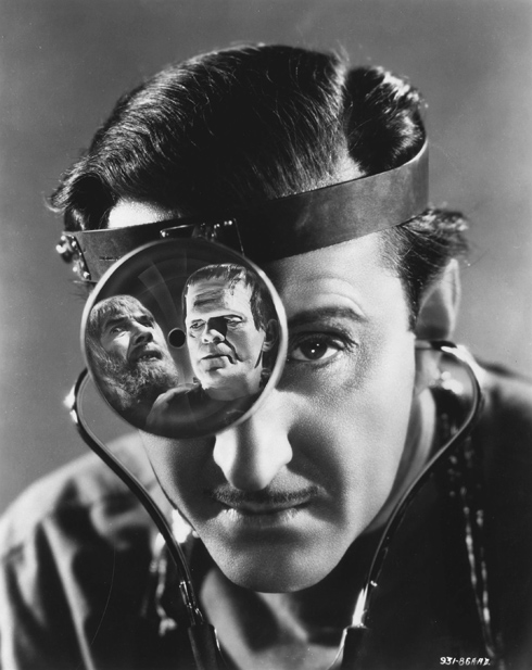 Son of Frankenstein (Universal 1939)