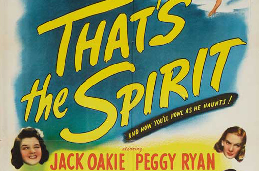 That's the Spirit (Universal 1945)