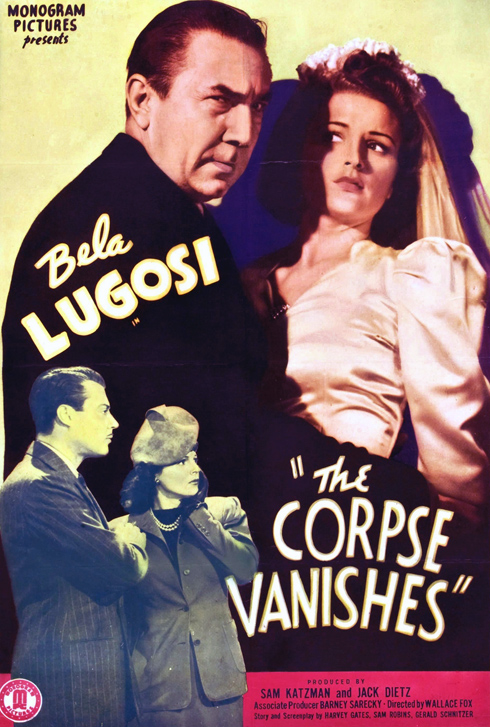 The Corpse Vanishes (Monogram 1942)