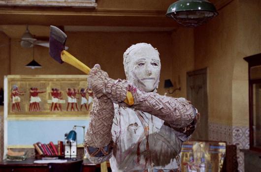 The Mummy's Shroud (Hammer 1967)