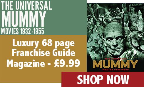 The Universal Mummy Movies 1932-1955