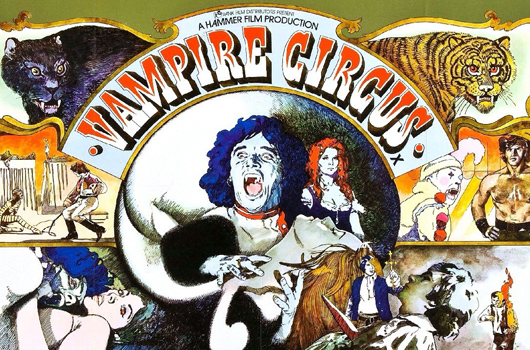 Vampire Circus (Hammer 1972)