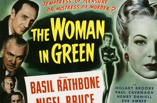 The Woman in Green (Universal 1945)