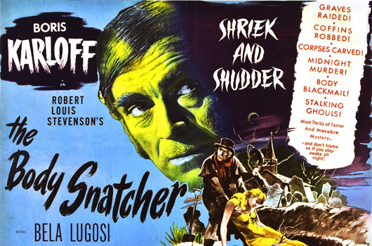 The Body Snatcher (RKO 1945)