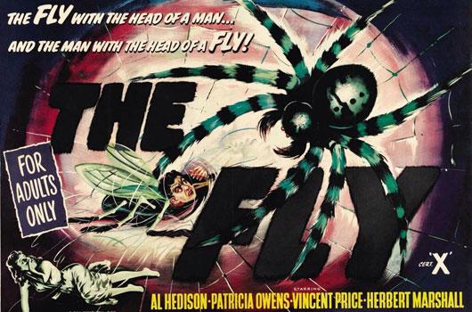 The Fly (20th Century Fox 1958)