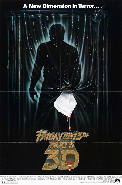 Friday the 13th Part 3 (Paramount 1982)