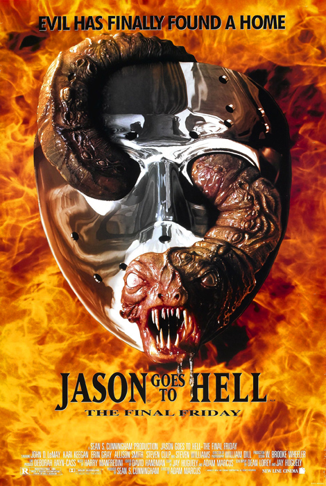 Jason Goes to Hell: The Final Friday (New Line 1993)