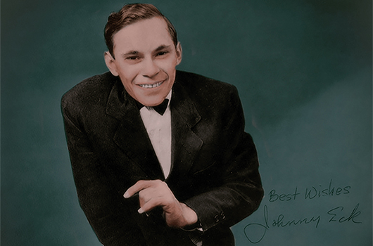 Johnny Eck - the famous Half-Boy from Freaks