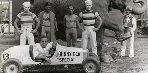 The Johnny Eck Special