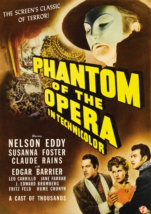 Phantom of the Opera (Universal 1943)