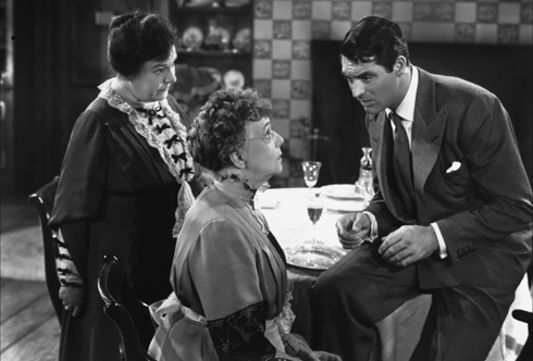 Arsenic and Old Lace (Warner Brothers 1944)