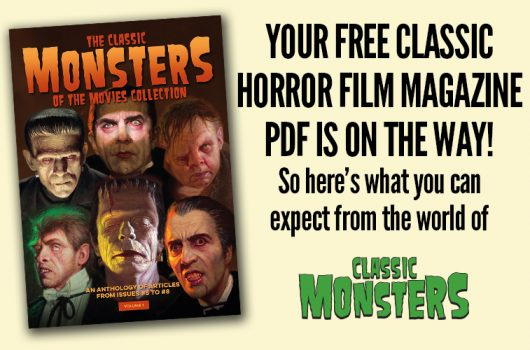 Welcome to Classic Monsters