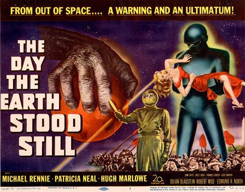 The Day the Earth Stood Still (20th Century Fox 1951)