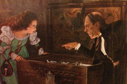 The Phantom of the Opera (Gaston Leroux 1910)