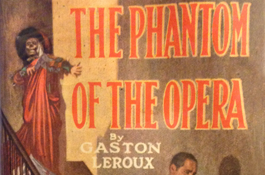 The Phantom of the Opera (Gaston Leroux 1910)