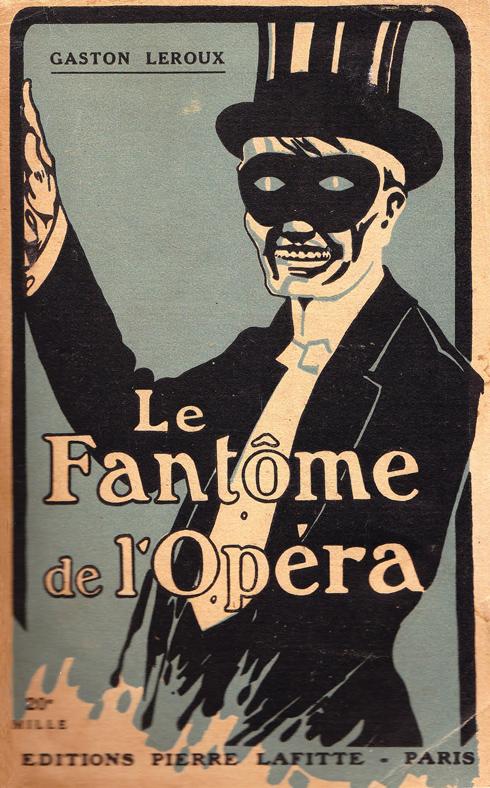 Le Fantôme de l'Opéra (Gaston Leroux 1910)