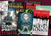 English horror books at Forbidden Planet