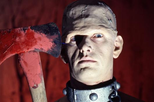 The Horror of Frankenstein (Hammer 1970)