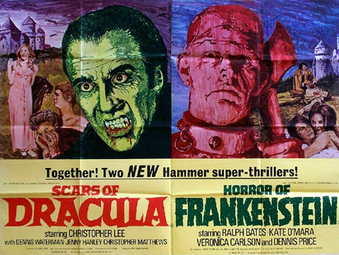The Horror of Frankenstein (Hammer 1970)