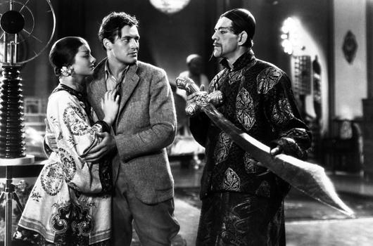 The Mask of Fu Manchu (MGM 1932)