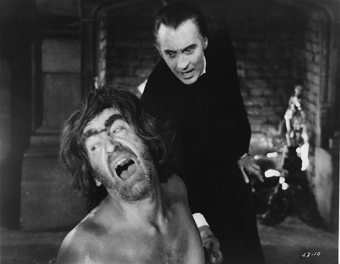 Scars of Dracula (Hammer 1970)