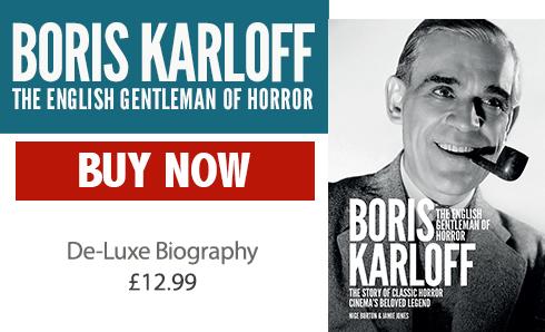 Boris Karloff: The English Gentleman of Horror