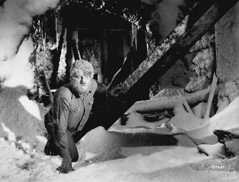 Frankenstein Meets the Wolf Man (Universal 1943)