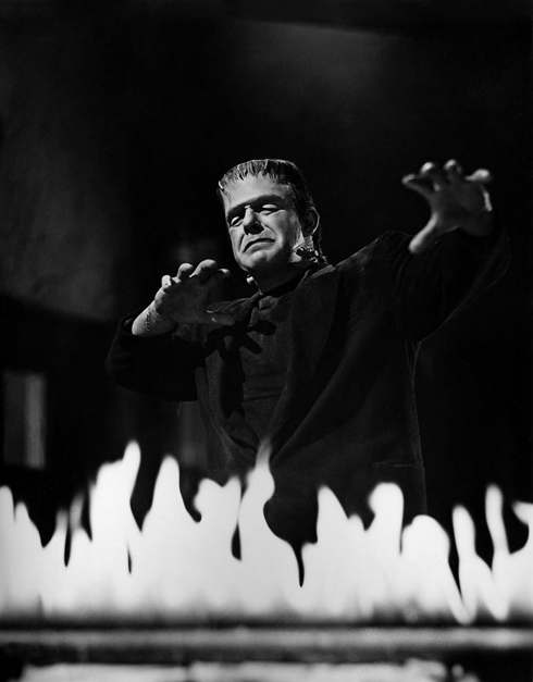 The Ghost of Frankenstein (Universal 1942)