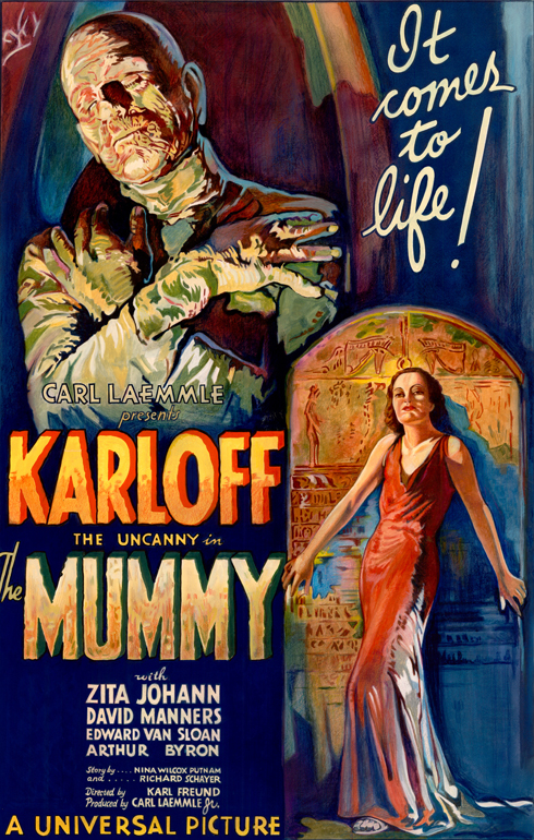The Mummy (Universal 1932)