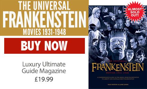 The Universal Frankenstein Movies 1931-1948