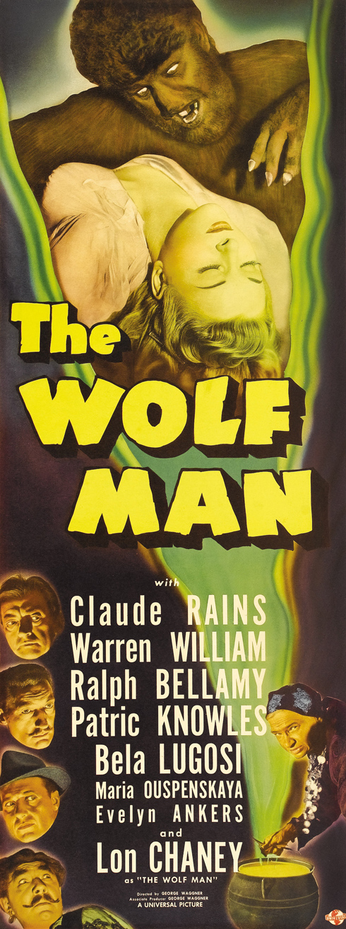 The Wolf Man (Universal 1941)