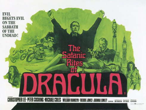 The Satanic Rites of Dracula (Hammer 1973)