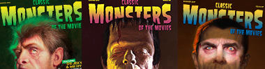 Classic Monsters of the Movies