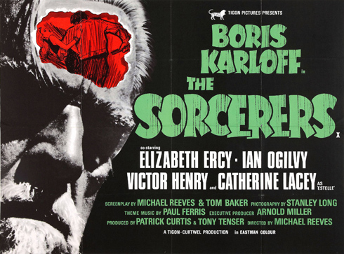 The Sorcerers (Tigon 1967)