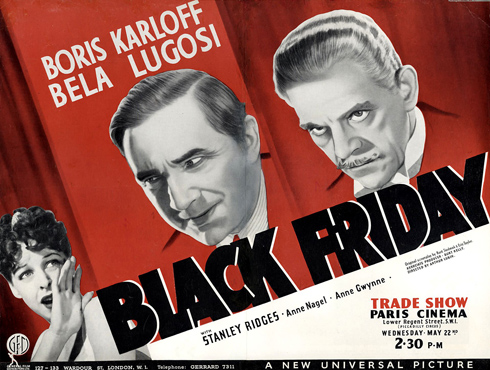 Black Friday (Universal 1940)
