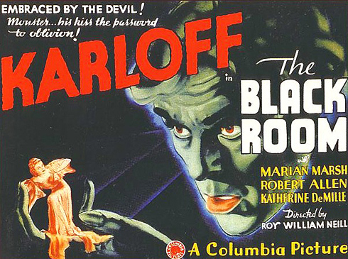 The Black Room (Columbia 1935)