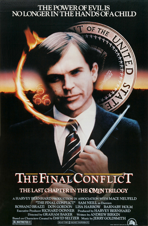 Omen III: The Final Conflict (20th Century Fox 1981)