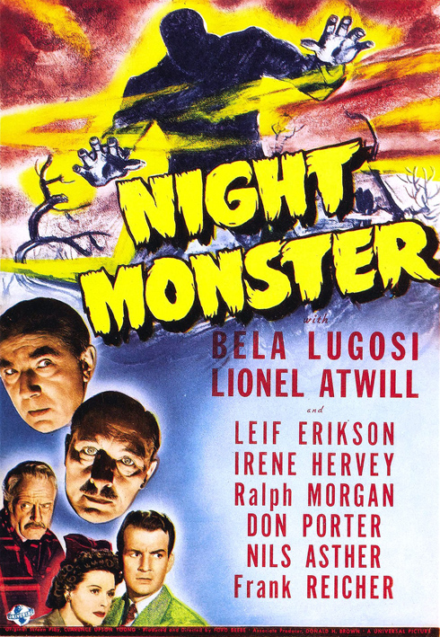 Night Monster (Universal 1942)