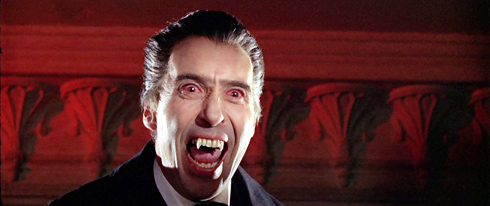 Dracula Prince of Darkness (Hammer 1966) - released on the 9th of January