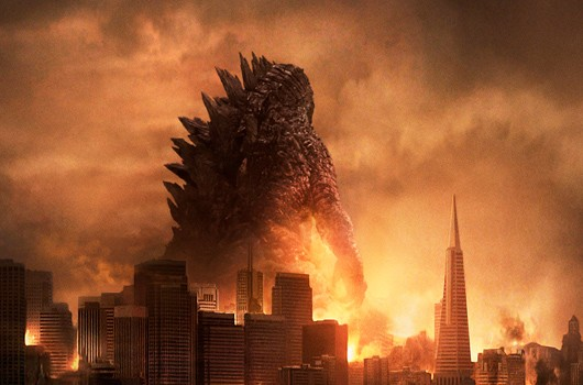 Godzilla (Legendary/Warner 2014)