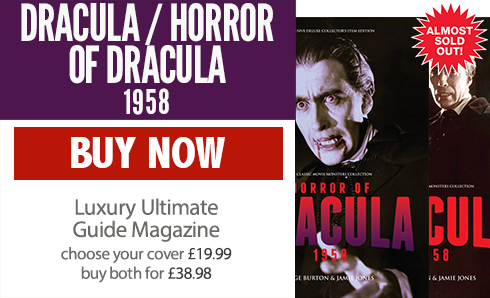 Dracula / Horror of Dracula 1958 Ultimate Guide