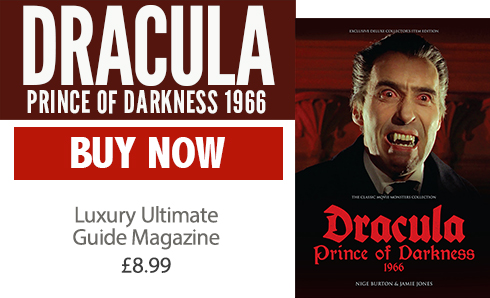 Dracula Prince of Darkness 1966 Ultimate Guide