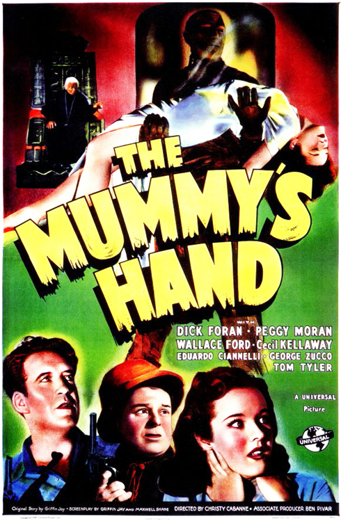 The Mummy's Hand (Universal 1940)