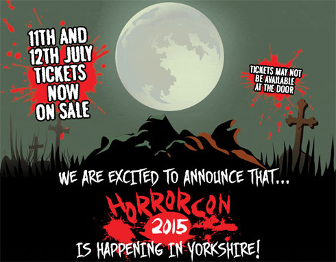 Visit Classic Monsters at HorrorCon