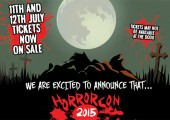 HorrorCon UK - visit Classic Monsters!