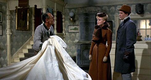 The Kiss of the Vampire (Hammer 1964)