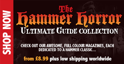 Hammer Horror Magazines