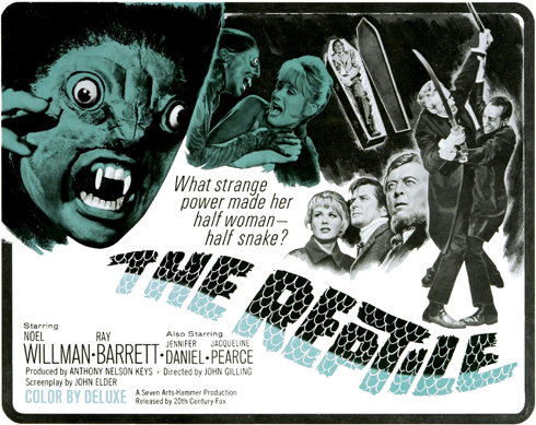 The Reptile (Hammer 1966)