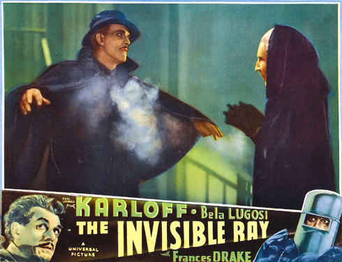 The Invisible Ray (Universal 1936)