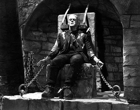 Bride of Frankenstein (Universal 1935)